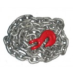 K224B 8mm Chain and Hook